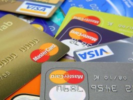 Credit card overspending